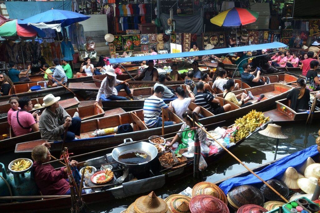 travel guide of thailand